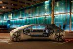 Renault dévoile le robot-véhicule EZ-GO pour la mobilité partagée