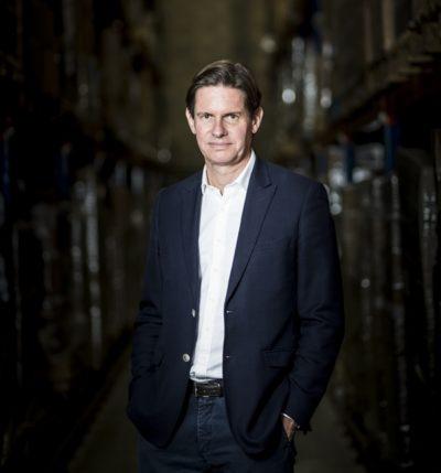Thomas Mortier, président de STACI
