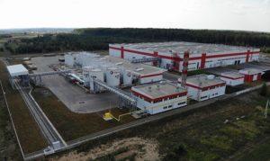Nouvelle usine Total de lubrifiants en Russie