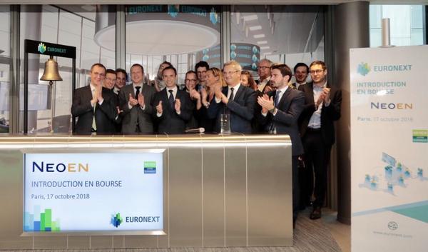 Le producteur d'énergie renouvelable Neoen s'introduit en Bourse