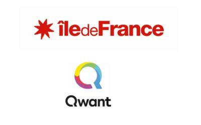 La région Île-de-France choisit le moteur de recherche Qwant