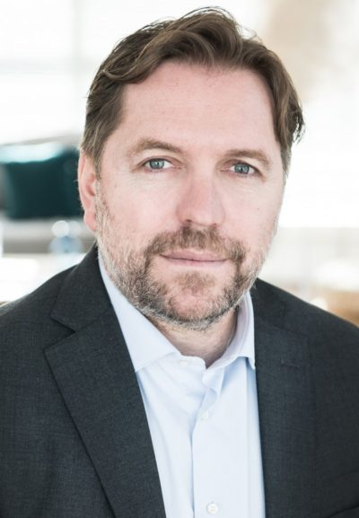 Eric Léandri, président de Qwant