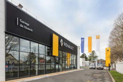 130 agences Renault à reprendre