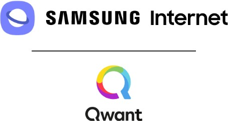 Le navigateur web de Samsung intègre Qwant sur mobile et tablette