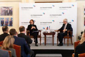 Elvira Nabioullina, Présidente de la Banque centrale de Russie