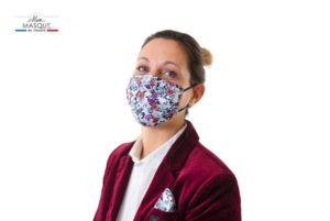 Mon Masque de France : des masques anti-Covid fabriqués en France