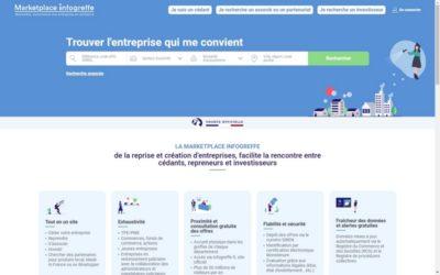 Marketplace Infogreffe