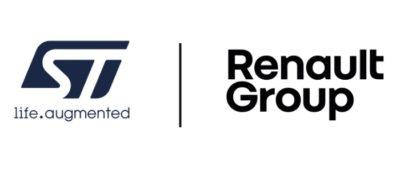 Partenariat stratégique entre Renault et STMicroelectronics