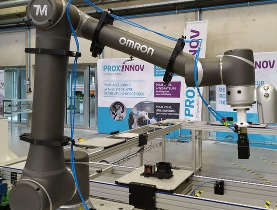 Agenda   Journée de robotique industrielle Proxinnov le 21 septembre